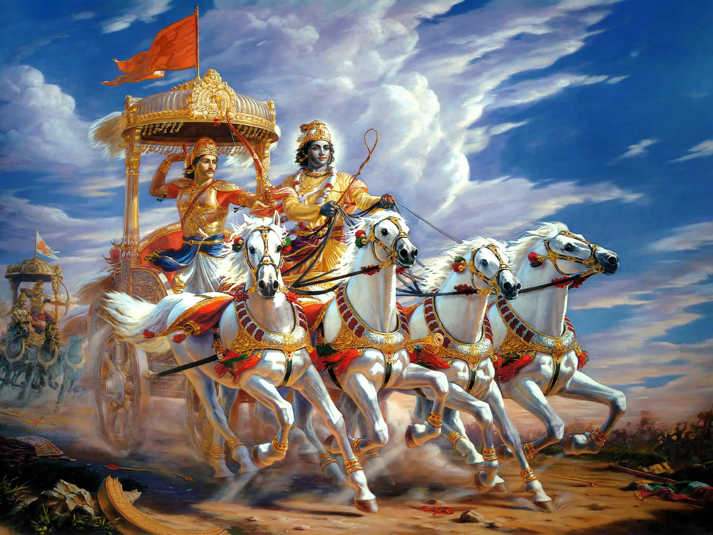 Bhagavad Gita Quotes By Krishna - BhagavadGita.io